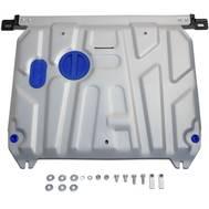Защита картера и КПП Rival 333.2343.1 для Hyundai Solaris /Kia Rio