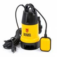 Насос погружной для грязной воды DENZEL 97222
