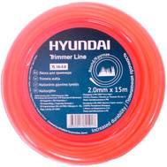 Леска для триммера Hyundai TL 15-2.0