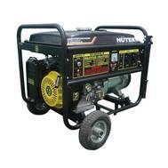 Генератор бензиновый HUTER DY8000LX (с колесами)