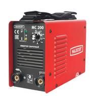 Аппарат сварочный инверторный MAXCUT MC200