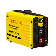 Аппарат сварочный инверторный Eurolux  IWM190