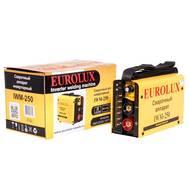 Аппарат сварочный инверторный Eurolux  IWM250