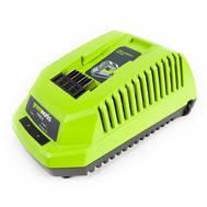 Устройство зарядное для АКБ Greenworks G40C 40V