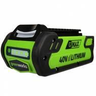 Батарея аккумуляторная Greenworks G40B2 40V, 2 А.ч