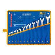 Набор гаечных ключей KRAFT КТ 700554